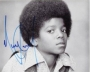 "Michael Jackson Original 10"" x 8"" Signed Photograph (1968)"