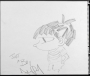 "Michael Jackson Original ""Just a Boy"" Signed Drawing"