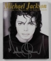 Michael Jackson: The Visual Documentary Book Signed By Michael (1994)