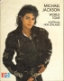 Michael Jackson Bad Tour 1987 Australia/New Zealand Tour Book (Australia)