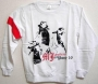 Michael Jackson 'Gallery At Ponte 16' Official White Sweater W/Red Armband (Macao)
