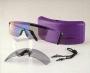 Michael Jackson Official Sunglasses By Monogram *Purple* (Japan)