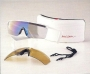 Michael Jackson Official Sunglasses By Monogram *White* (Japan)