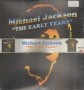 Michael Jackson The Early Years CD Box Set With T-Shirt (UK)