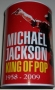 Michael Jackson King Of Pop Unofficial Coin Bank (UK)