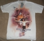 Michael Jackson THE IMMORTAL World Tour Limited Edition White Men's T-Shirt (USA)
