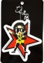 Michael Jackson 'MJ Gallery At Ponte 16' 'Dangerous' PVC Red Magnet (Macao)