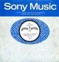 "Michael Jackson Dance Tracks Sony Music  Promo 12"" Single (Thailand)"