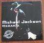 Michael Jackson Megamix Promo Picture CD Album (Colombia)