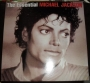 Michael Jackson *The Essential* Unofficial 2LP White Vinyl Album Set (USA)