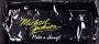 Michael Jackson Official Pigna *Billie Jean - Make A Change* Pencil Case (Romania)