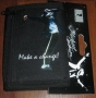 Michael Jackson Official Pigna *BJ/Make A Change* PVC Wallet (Romania)