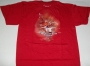 Michael Jackson THE IMMORTAL World Tour Red Men's T-Shirt (USA/Canada)