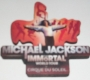 Michael Jackson IMMORTAL World Tour Magnet (Canada)