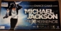 "Michael Jackson: 'The Experience' Game Promo 72""x 36"" Double Sided PVC Banner (USA)"