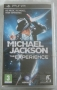 Michael Jackson The Experience PSP Game (UK)