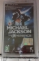 Michael Jackson The Experience PSP Game (Italy)