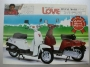 Michael Jackson Official Promo Suzuki Love Motorbike Pamphlet #3 (Japan)