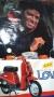 Michael Jackson Promo Suzuki *Love* Motorbike Poster (Japan)