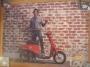 Michael Jackson Promo Suzuki *Love* Motorbike Poster #2 (Japan)