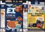 Michael Jackson General Mills E.T. Cereal Box (USA)