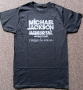 Michael Jackson THE IMMORTAL World Tour Grey Men's T-Shirt (Europe)