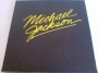 Michael Jackson Promo Club 3LP Box Set (Sweden)