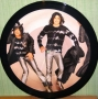 Michael Jackson Ebony Photo Session BOOTLEG Picture Disc (Europe)