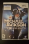Michael Jackson The Experience Wii Game (USA)