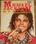 Michael Jackson Story (By Marcello Haywood) Unofficial Comic Book (France)