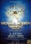 Michael Jackson Immortal World Tour Cirque Du Soleil Promo Poster Leipzig (Germany)