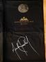 Michael Jackson Signed Garment Bag (Germany)