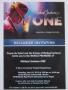 Michael Jackson *The One* Show Première & After-Party Invitation Card Las Vegas 13/06/29 (USA)