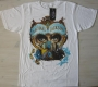 Michael Jackson *One* Show Official White 'Dangerous Tour' Shirt (USA)