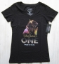 Michael Jackson *One* Show Official Marquee Black T-shirt For Women (USA)