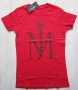 Michael Jackson *One* Show Official Cotton Red T-shirt For Women (USA)