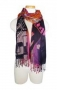 Michael Jackson *One* Show Official Burg Pashmina Scarf (USA)