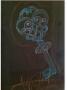 Michael Jackson *The 7 Keys* Original Handmade Drawing (USA)