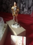 Michael Jackson History Statuette By Carlitta Collection N°685/1000 (Romania)