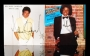 Michael Jackson Signed Thriller 9 Singles Pack