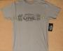 Michael Jackson *One* Show Official Grey Cotton T-Shirt For Men (USA)
