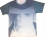 Michael Jackson *One* Show Official Ombre T-Shirt For Men (USA)