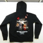 Michael Jackson THE IMMORTAL World Tour Black Unisex Hoodie (USA)