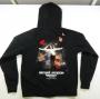Michael Jackson THE IMMORTAL World Tour Black Unisex Hoodie (USA)