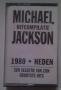 Michael Jackson Hitcompilatie 1980 Heden Promo Cassette (Holland)