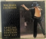 Michael Jackson Special Limited Edition 3CD Album Box Set (Brazil)