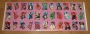 Michael Jackson Official Topps Uncut Sheet Of Peel-Away Stickers (USA)
