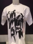 Michael Jackson *One* Show Official Men White Dancing Feet T-shirt (USA)