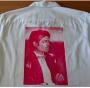 Michael Jackson Supreme Official Work Billie Jean White Shirt 2017 (USA)