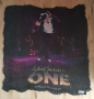 "Michael Jackson ""The One"" Show Official Thriller Stage Scarf (USA)"
